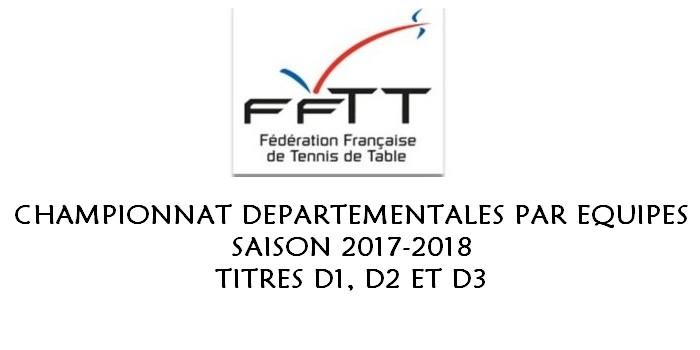 reglement fft rencontre par equipe